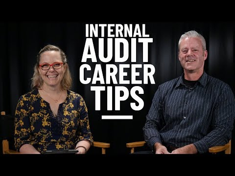 Why You Should Start Your Career In Internal Audit