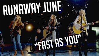 "Runaway June's ""Fast As You"" Cover Is Everything Great About '90s Country"