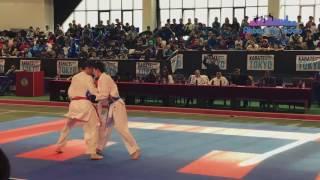 Открытие Международного турнира по каратэ-до