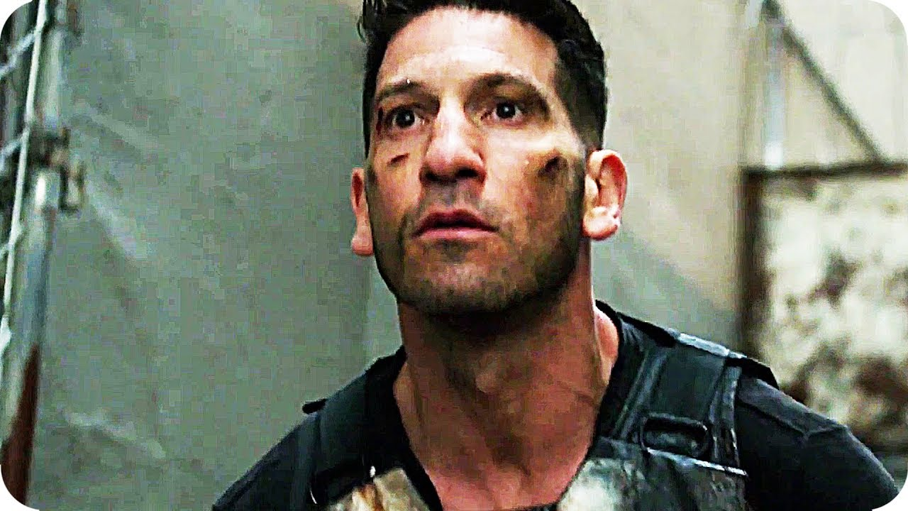 THE PUNISHER Season 2 Trailer (2019) Netflix Series