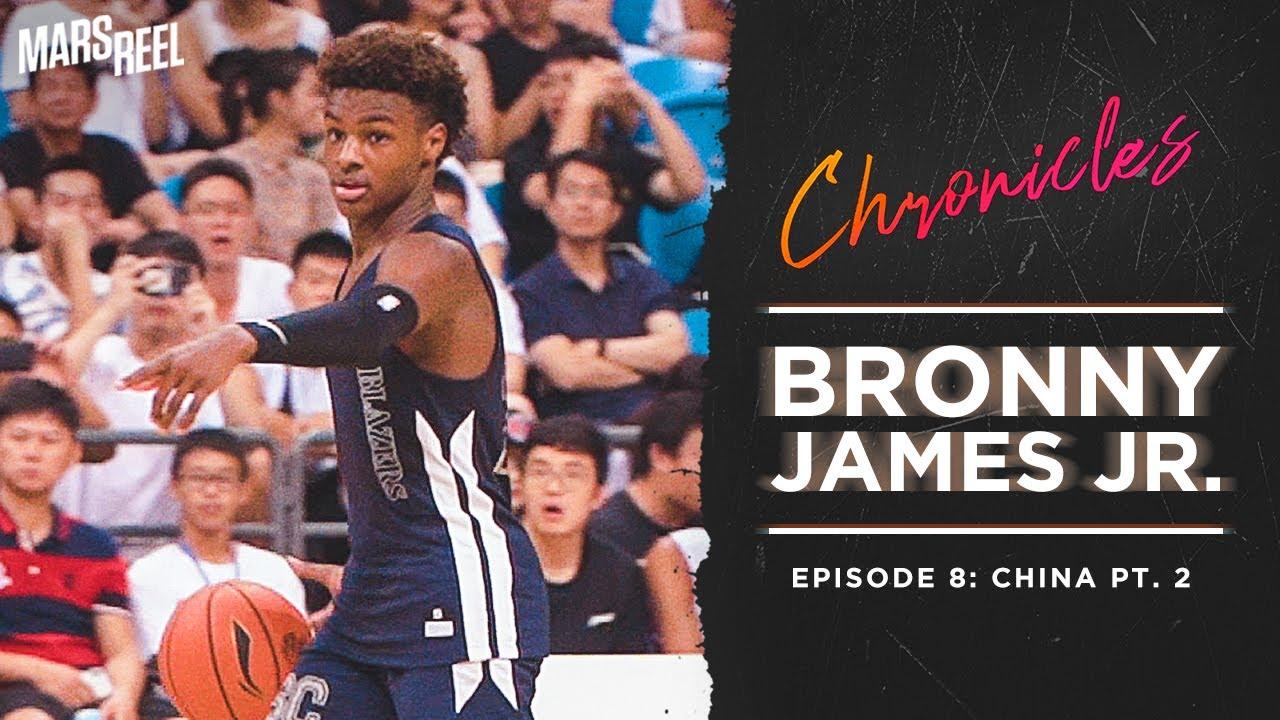 Download BRONNY JAMES JR.   EP. 08 PT. 2   Mars Reel Chronicles