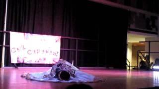 Azerbaijan National Dance - Turaji (at University of Waterloo)