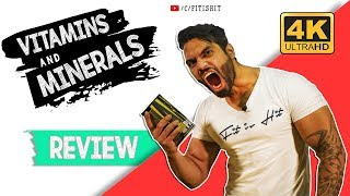 Fit Is Hit | Vitamins & Minerals | Reviews | Episode 3 | Fitness 2017