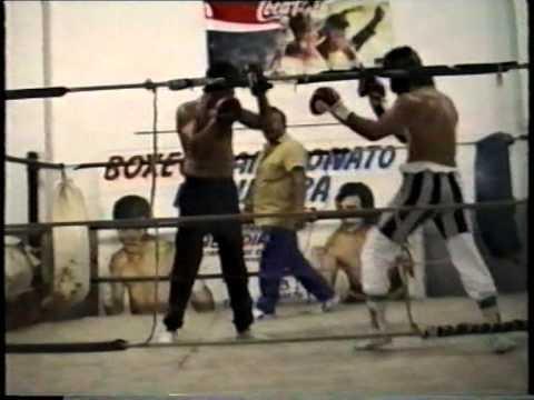 (Boxeo) Antonio Conde Izquierdo CONDE con LOAN.