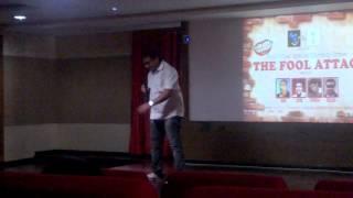 Umesh Somani - Performing at The Fool Attack Mp3