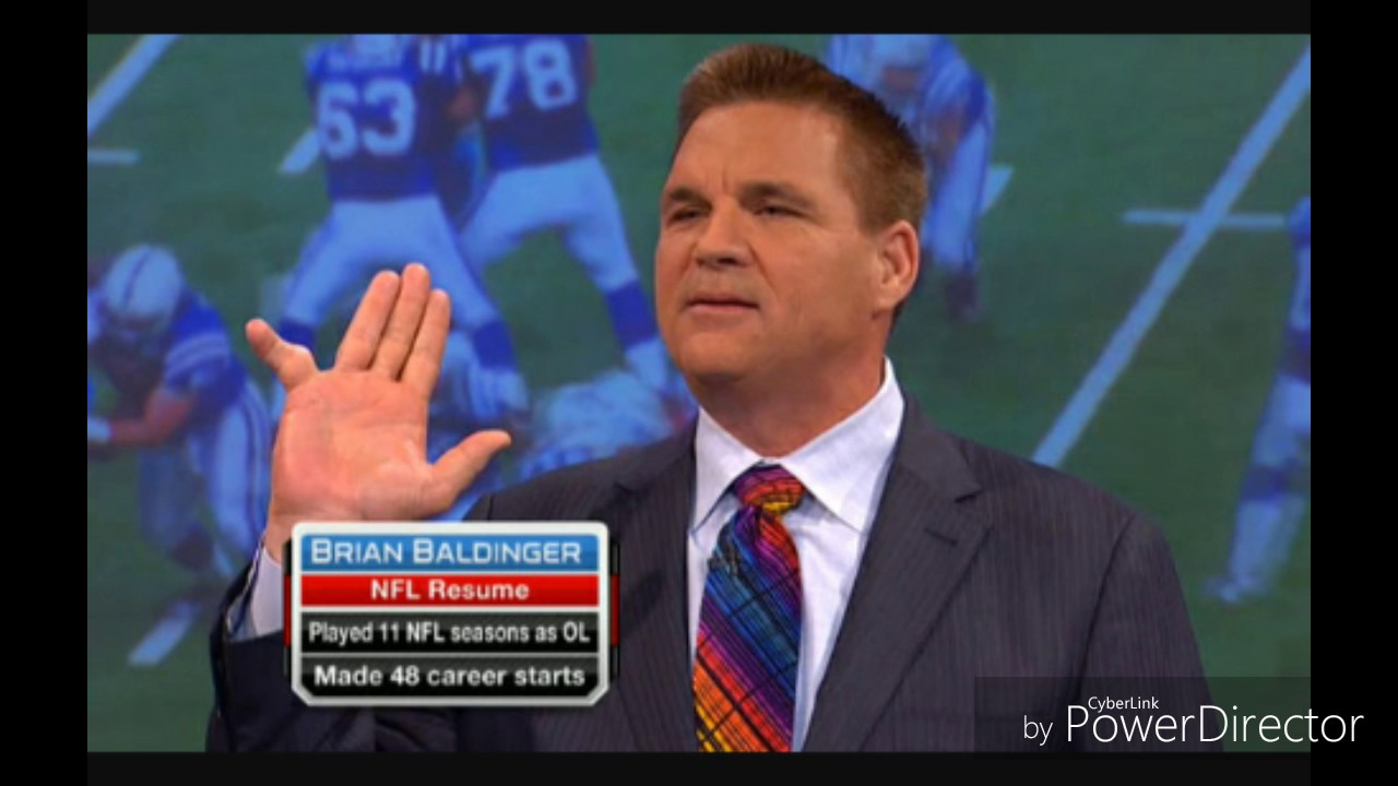 NFL network Brian baldinger Suspended Six months for bounty ...