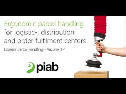 Express parcel handling with Vaculex TP