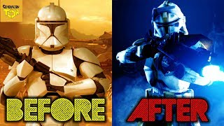How Clone Troopers Attitudes Evolved During the War