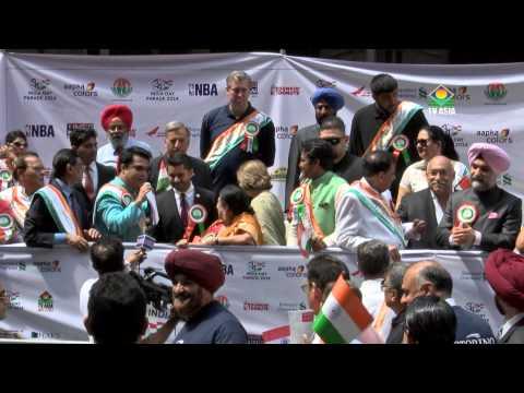 FIA India Day Parade, 2014, NYC