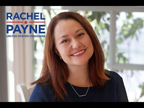 Rachel Payne, candidate for CA-48, on Cyber Security