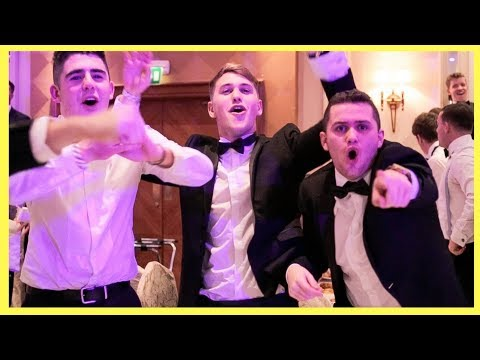 What REALLY Happened at UCD Comm Ball 2017