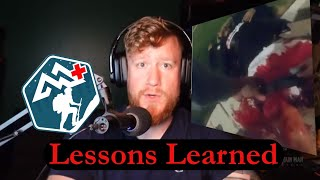 Tense Body Cam: Trauma Lessons to Learn