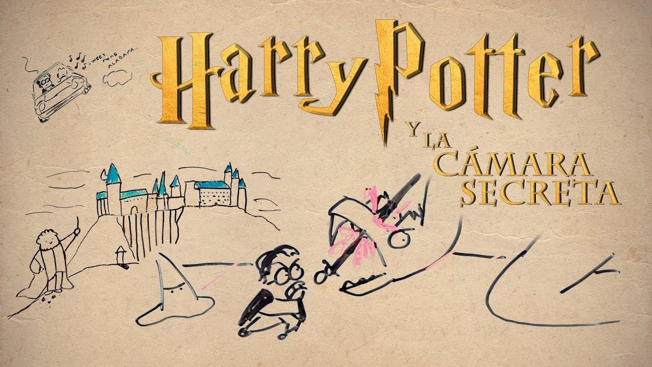 Harry Potter y La Cámara Secreta   CANCIÓN Parodia   Destripando la Historia - YouTube