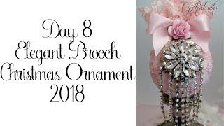 Day 8 Cynthialoowho Christmas Ornaments 2018
