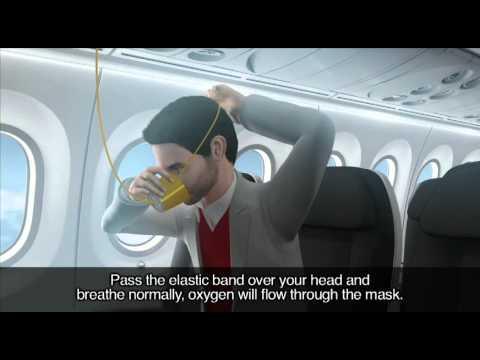 Video a bordo Avianca