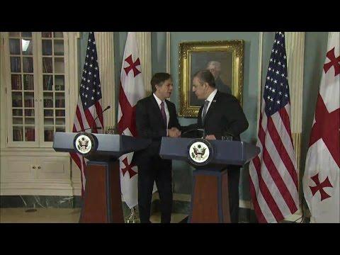 U.S.-Georgia Strategic Dialogue