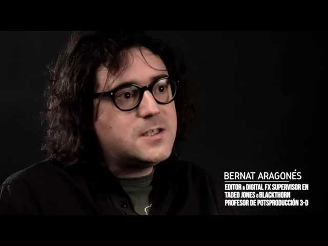 Máster universitario en Postproducción Audiovisual