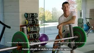 Cristiano Ronaldo Ne Sıklıkta Egzersiz Yapıyor?