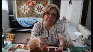 Patchwork Sem Segredos com Ana Cosentino: Dicas de Bordas nos trabalhos