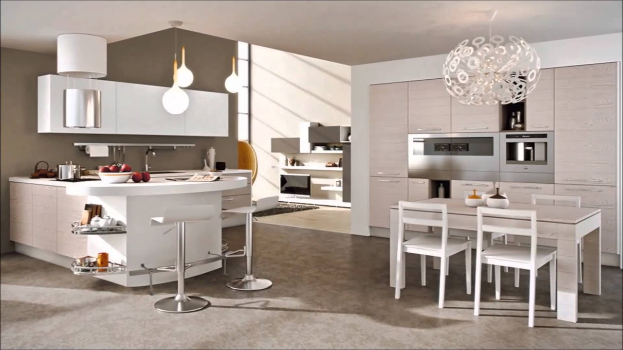 cucina moderna adele project cucine lube torino youtube. Black Bedroom Furniture Sets. Home Design Ideas