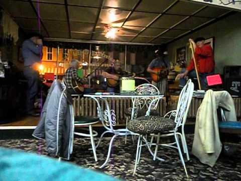 coffee shop open Mic night 420