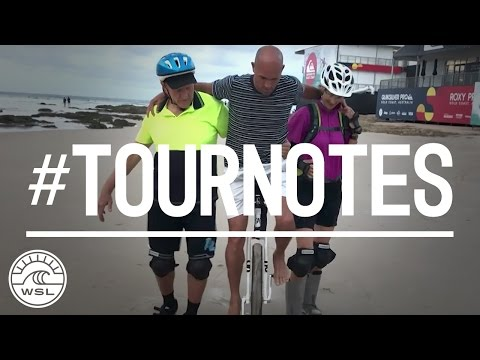 #TourNotes: Is Kelly Slater Too Old for the Tour?