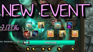 Drakensang online - NEW EVENT 2/2016 overview