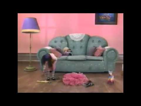 The Big Comfy Couch - 10 Second Tidy (1 Hour Version)