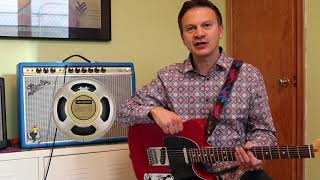Fender '68 Custom Deluxe Reverb Review and Demo
