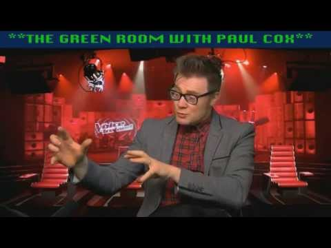 The Voice Contestant Brendan McCahey Interview With Paul Cox