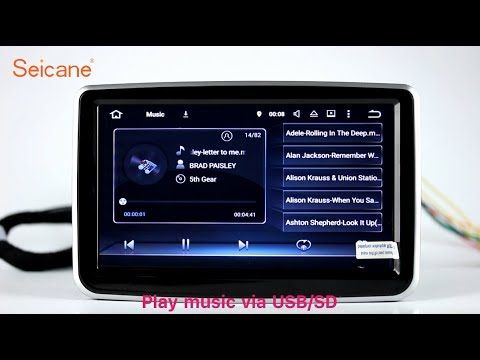 8 inch HD Touch Screen 2013-2016 Mercedes Benz GLA Class Radio GPS Sat Nav  with Bluetooth Aux