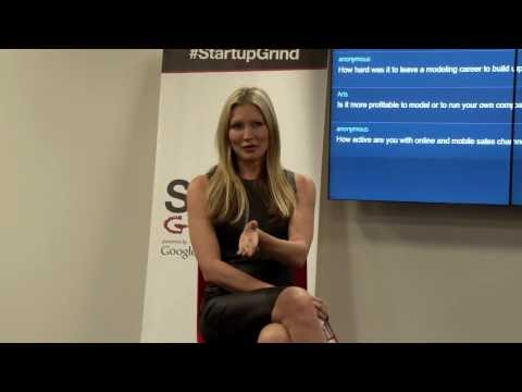 Caprice Bourret (By Caprice) at Startup Grind London
