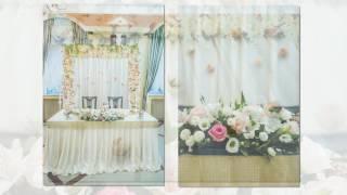 Свадьба в Йошкар-Оле, оформление от агентства Формула праздника