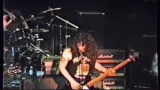 Slayer - Black Magic - Holland 85