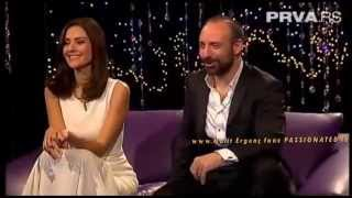Halit Ergenc & Berguzar Korel in Belgrade-Serbia PART 4 final...12/2010