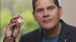Reggie's Defective Pokeball Plus
