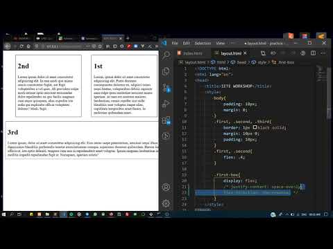 HTML, CSS - Lecture 2