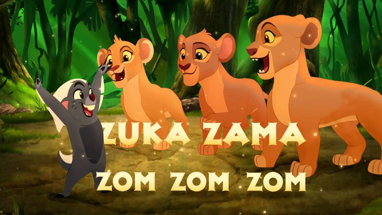¿Que es Zuka Zama? Con Bunga - Disney OFC°