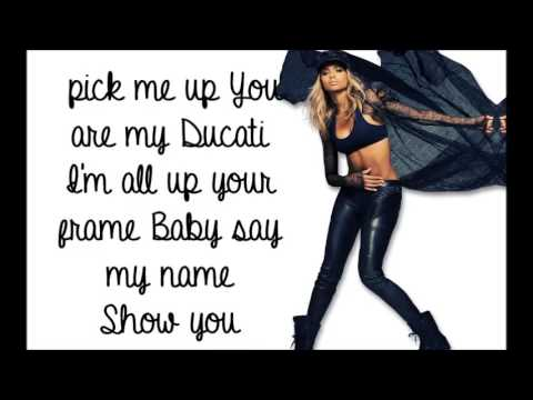 Ciara Ride It (Lyrics)
