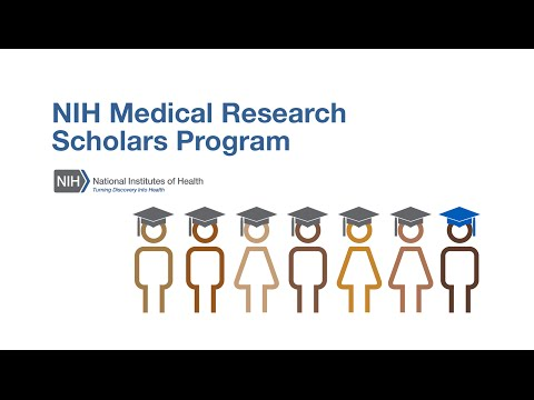 Introduction to NIH's Medical Research Scholars Program