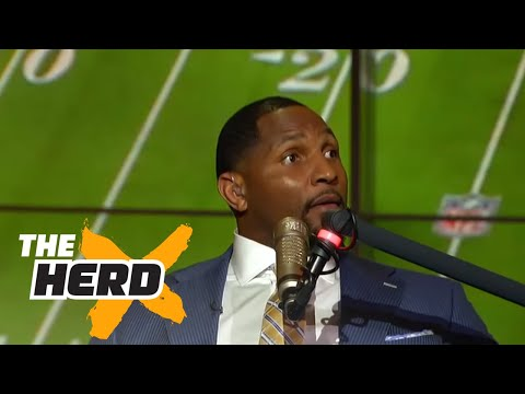 Ray Lewis answers the question: What is next for Dallas Cowboys QB Tony Romo? | THE HERD