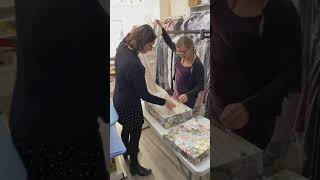 Wedding dress cleaning and preservation in Cambridge