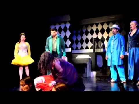 Pacific Opera Project's Don Giovanni Montage