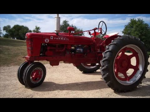 1954 smta tractor wiring harness farmall super h tractor youtube  farmall super h tractor youtube