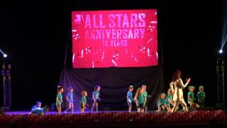 Веселые ребята Show by Елена Корсун.All Stars Anniversary 10 Years 2016
