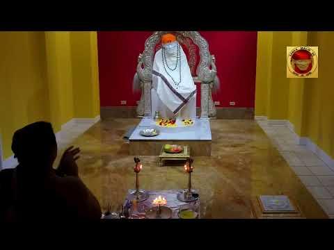 Live From Sai Samsthan USA-Shri Shirdi Sai Baba Mandir Chicago, Aurora, IL, USA