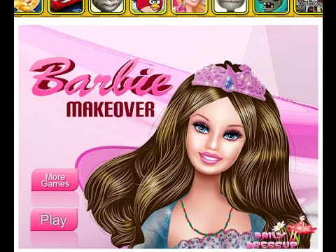 Barbie Games To Play Now Online For Free Barbie Makeover