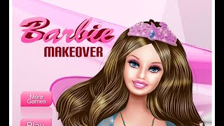 Barbie Games To Play Now Online For Free - Barbie Makeover Games