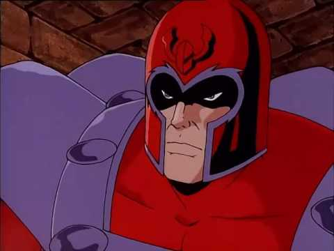 X-MEN TAS - Magneto Vs Apocalypse