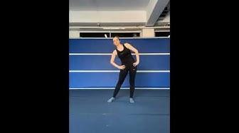 Kotitreeni 3   Pyrkivä Gymnastics